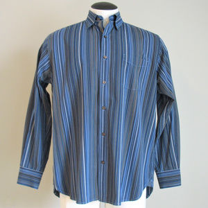 Tommy Bahama Milti-Color Long Sleeve Dress Shirt